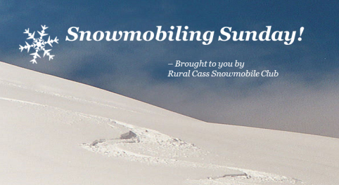 snowmobiling sunday