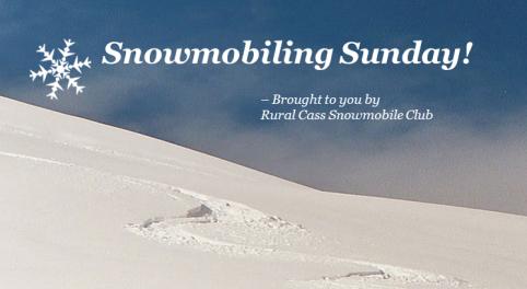 snowmobiling sunday
